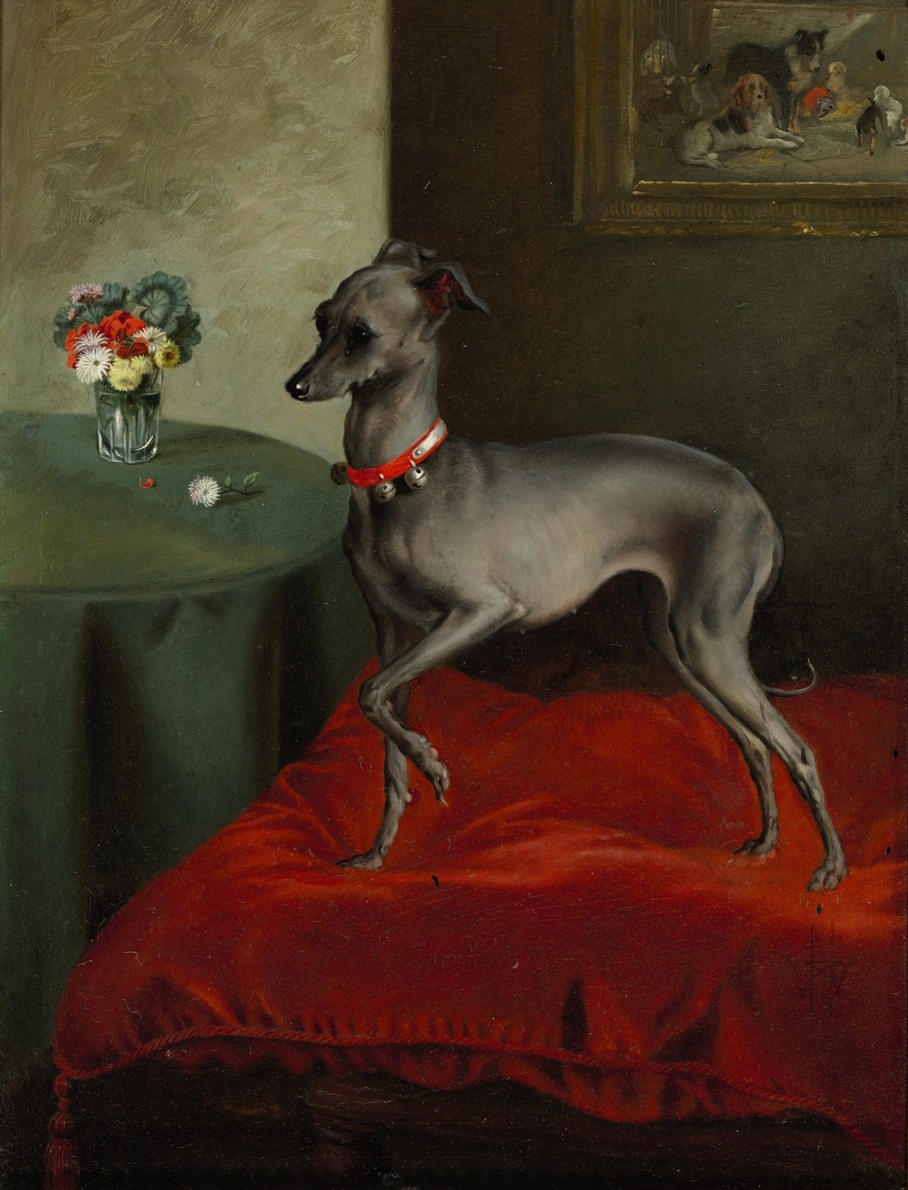 Brooke Astor's Dog Art go under the hammer at Sotheby's New York, September 24 & 25 2012