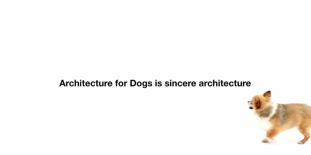 Kenya Hara: Architecture for Dogs