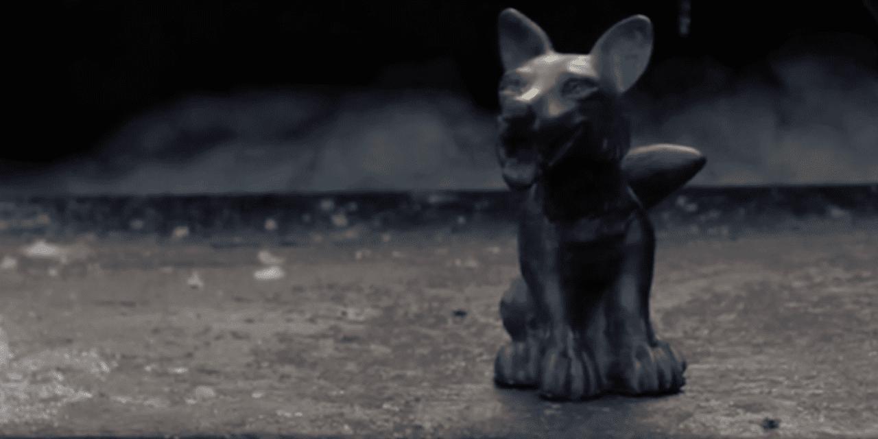 How a plastic dog became a symbol for achievement.