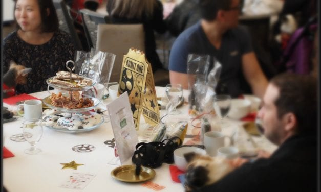 High Tea has gone to the dogs -Woofstock kicks-off its 14th season.
