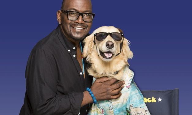 "Personality Randy Jackson Team Up with Lucy Pet – ""The Dawg"" is Doing Something Good for the Dogs."