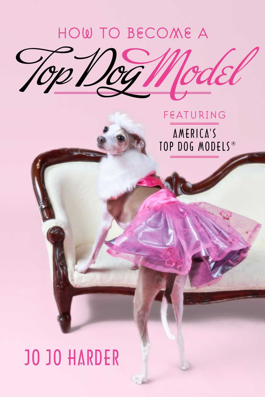 "Interview with JoJo Harder, author of ""How To Become A Top Dog Model"""