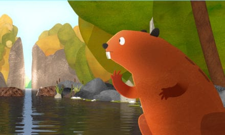 World Premiere Dam!The Story of Kit the Beaver