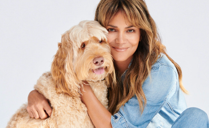 RADAR: Halle Berry's  rē•spin And HAPPYBOND Partner On A New Elixir Launch For Dogs